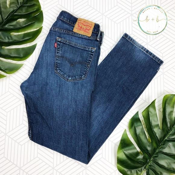 3d8824609b7 Levi's Jeans | Levis 505 Regular Fit Red Tab | Poshmark